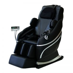 Robotouch Elite Plus Premium Powerful 3-D Zero Gravity Professional Therapeutic Shiatsu Massage Chair With Full Body Stretch-188