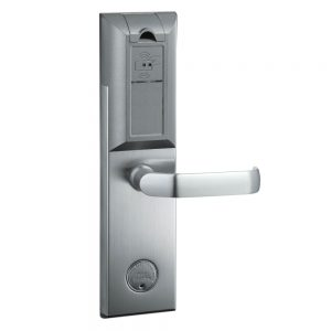Robotouch Heavy Duty Biometric Fingerprint Door Lock By Deadbolt Feature - Right Handled Door.-244