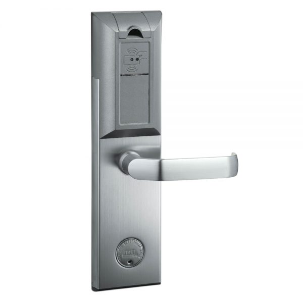 Robotouch Heavy Duty Biometric Fingerprint Door Lock By Deadbolt Feature – Right Handled Door.-244