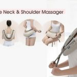 Robotouch Shiatsu Neck Massage & Back Massager With Heat & Timing Function, Neck & Shoulder Massager For Home & Office-296