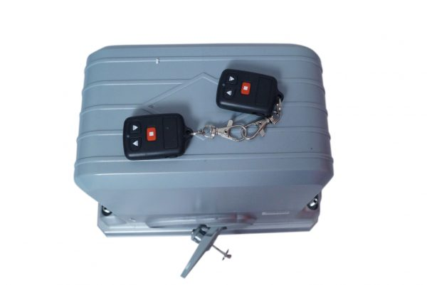 Robotouch Automatic Sliding Gate Operator – Supports Upto 1800 KGS Gate-341