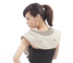 Robotouch Shiatsu Neck Massage & Back Massager With Heat & Timing Function, Neck & Shoulder Massager For Home & Office-294