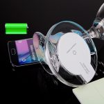 Robotouch Fantasy Wireless Charging Pad – M3 color White-462