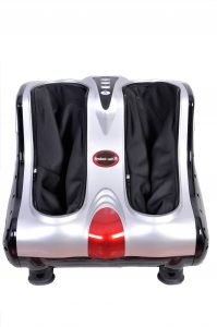 Robotouch Reflexo Foot and Calf Massager With Heat & Sole Rollers-630