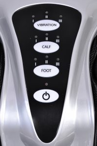 Robotouch Reflexo Foot and Calf Massager With Heat & Sole Rollers-629