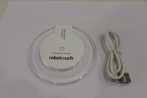 Robotouch Fantasy Wireless Charging Pad - M3 color White-463