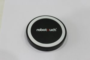 Robotouch wireless charging pad - M1 color Black-0