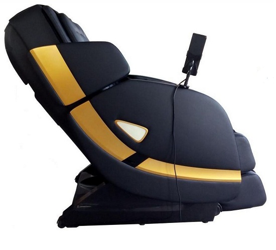 Robotouch Lexus New Full Body Massage Chair, L Track Massage, Zero Gravity Positioning, Full Range Foot Rollers, Space Saving, Deep Tissue Massage With Yoga-740