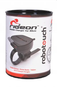 RideOn - Mobile Charger for Bikes With Fuse-795