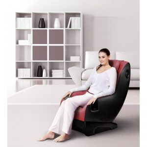 RoboTouch Divine Massage Sofa - Rose red-853