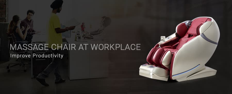 Massage Chair at Workplace & its Benefits