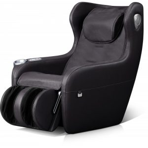 Robotouch Relaxo Plus Massage Sofa With Foldable Footrest (Black)-0