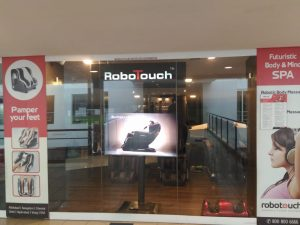 Robotouch GVK Mall Store