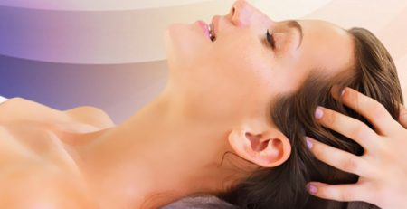 How Head Massage Relieves Stress ?
