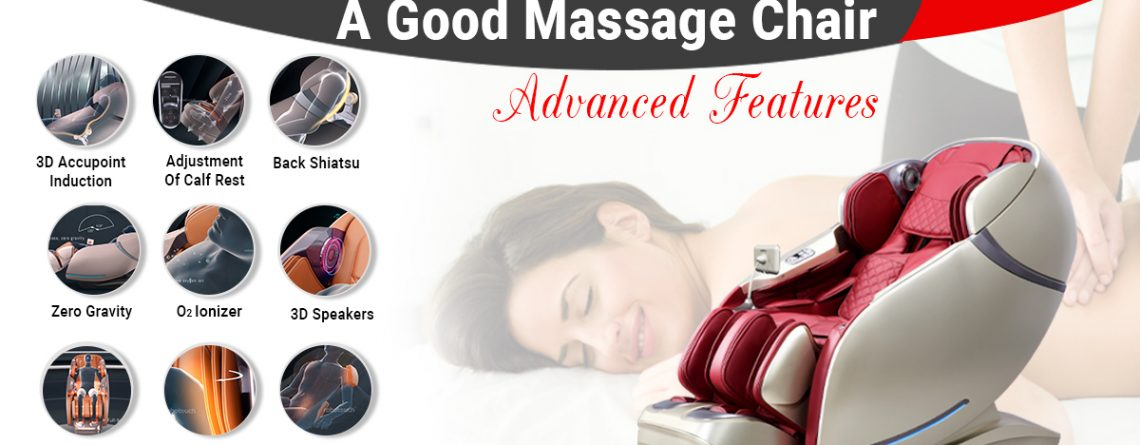 How To Choose Best Massage Chair With Advanced Features