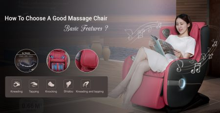 How to choose a Good Massage Chair – Basic Features